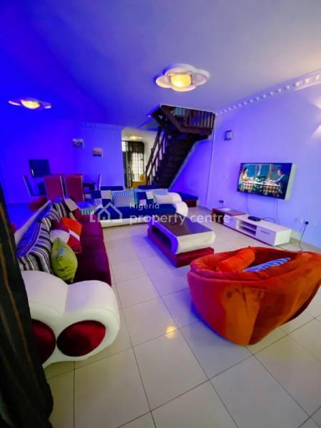 Three Bedroom Maisonette, D1 1004 Estate, Victoria Island Extension, Victoria Island (vi), Lagos, Flat for Rent