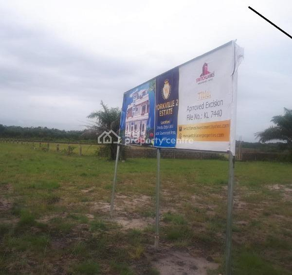Checkout The Dry Land Smart Investors Are Buying Now and Own Yours, After La Campaigne Tropicana, Yorkville Estate, Okun Imedu, Ibeju Lekki, Lagos, Residential Land for Sale