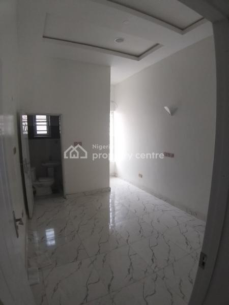 Super and Lovely Brand New 4 Bedroom Terrace with Bq, Ikota Villa Estate Well Secured, Ikota, Lekki, Lagos, Terraced Duplex for Rent