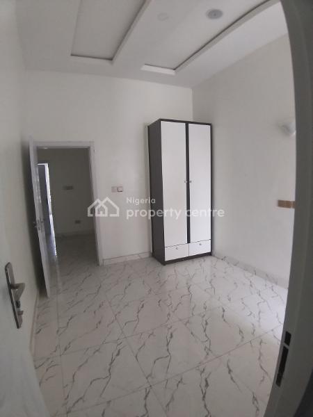 Super and Lovely Brand New 4bedroom Terrace with Bq, Mega Chicken Ikota Villa Estate, Ikota, Lekki, Lagos, Terraced Duplex for Sale