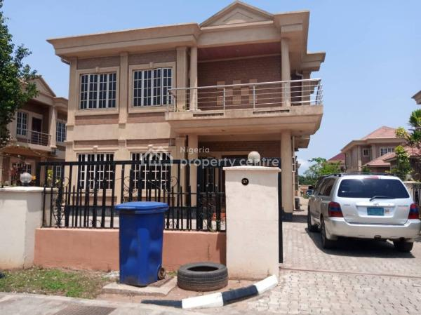 Pristine 4 Bedroom Detached Duplex with 2bq, Etc., 4 Bedroom Duplex with 2bq, Etc. at Amen Estate, Eleko, Ibeju Lekki, Lagos, Detached Duplex for Sale