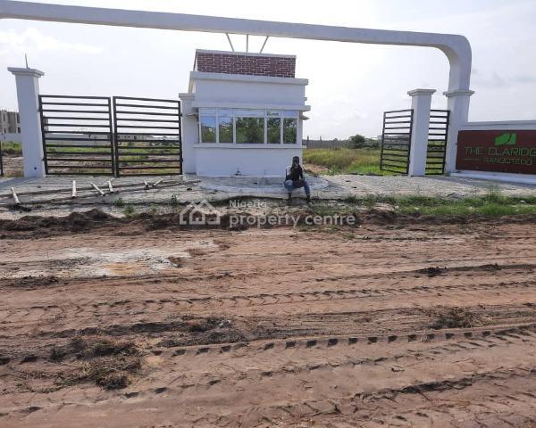 Already Sand-filled Plots of Land, Claridge One Estate, Off Monastery Road, Behind Shoprite Sangotedo, Ajah, Lagos, Land for Sale