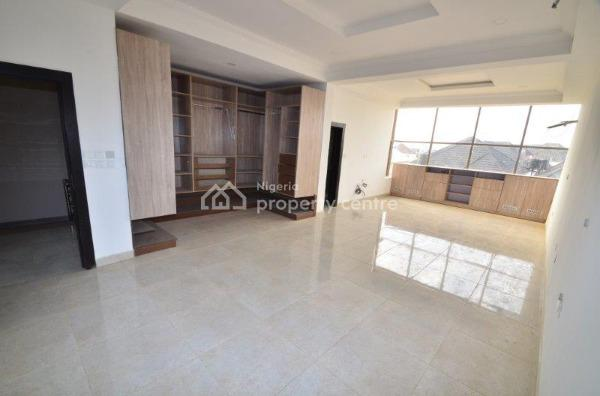 4 Bedroom Terraced Duplex with Bq with a Fully Fited Kitchen, Ikota, Lekki, Lagos, Terraced Duplex for Rent