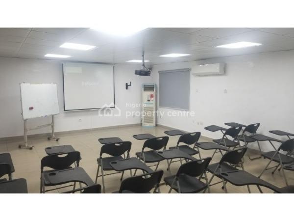 Hall for Hire (meeting, Training, Seminars, Workshops, Etc), Adeniran Ogunsanya, Surulere, Lagos, Conference / Meeting / Training Room for Rent