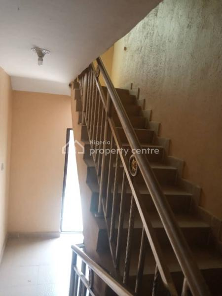 Brand New 3 Bedroom Flat All Room Ensuite in a Gated Close, Oko-oba, Agege, Lagos, Flat for Rent