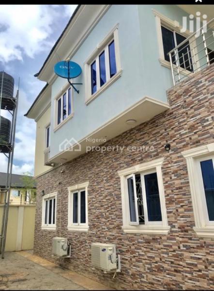 Serviced Apartment for 24 Hours, New Garage, Ibadan, Idi Ayunre, Oluyole, Oyo, Terraced Duplex Short Let