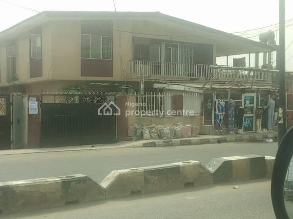 Block of 7 Flats, on a Tared Road, Alapere, Ketu, Lagos, Block of Flats for Sale
