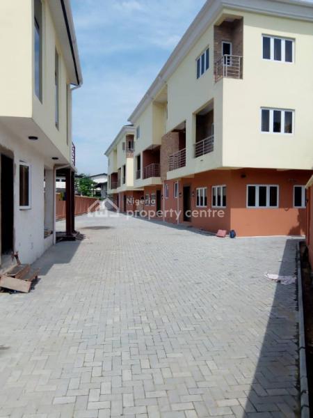 Excellent 4 Bedroom Terrace Duplex, Off Bourdillon Road, Ikoyi, Lagos, Terraced Duplex for Rent