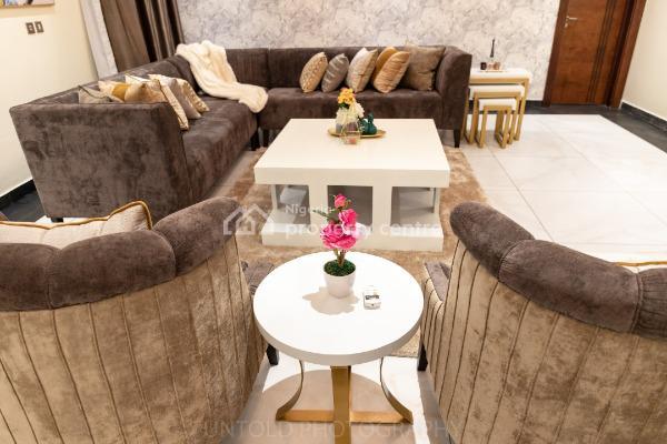 3 Bedroom Luxury Apartments, Lekki Phase 1, Lekki, Lagos, Flat Short Let
