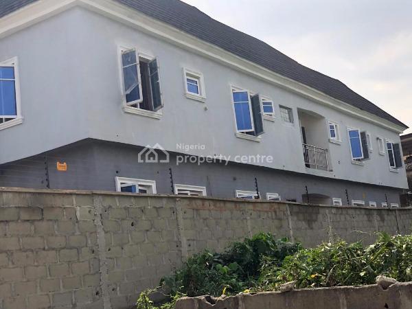 Newly Built Tastefully Finished 4 Bedroom Semi-detached Duplex, Gbagada Phase 1, Gbagada, Lagos, Semi-detached Duplex for Sale
