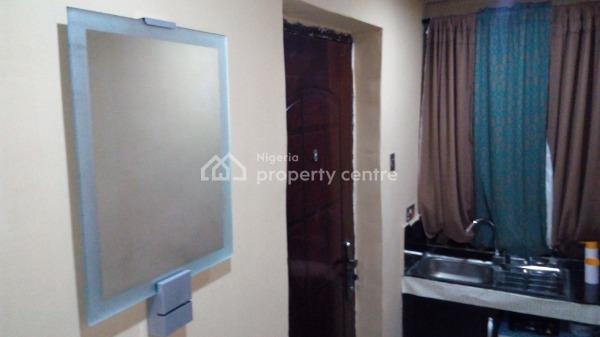 1 Bedroom Studio Apartment (cg Apartments), Juli Estate Off Kudirat Abiola Way, Ikeja, Oregun, Ikeja, Lagos, Flat Short Let