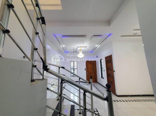 Luxuriously Finished 4 Bedroom Semi Detached Duplex, Osapa London, Osapa, Lekki, Lagos, Semi-detached Duplex for Sale