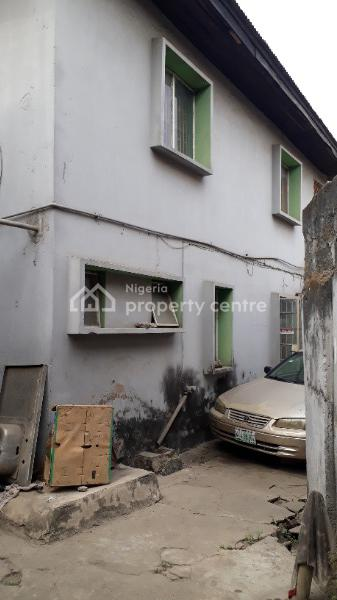 5bedroom Detached House + 4bedroom Bungalow on 620sqm, Mushin- Itire Road Off Lawrence, Lawanson, Surulere, Lagos, Detached Duplex for Sale