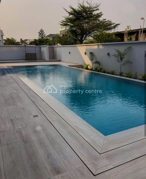 Tastefully Finished 3 Bedroom Luxury Apartments with 2 Maids Room, Banana Island, Ikoyi, Lagos, House for Rent