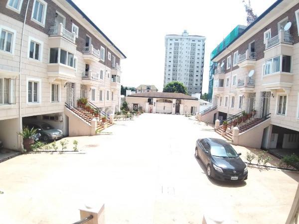 Lovely Serviced 4 Bedroom Terrace Duplex, Old Ikoyi, Ikoyi, Lagos, Terraced Duplex for Rent