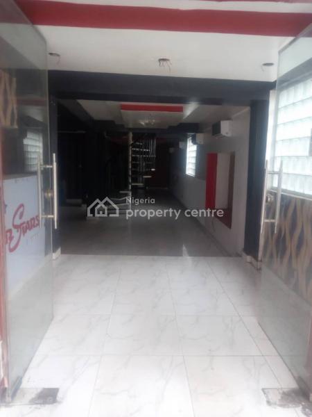 Fantastic Office Space at Strategic Location, Adeniyi Jones, Ikeja, Lagos, Office Space for Rent