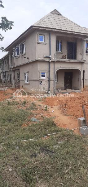 Newly Built 2 Bedroom Flat with Luxury Facilities, 136/138 Igbo-olomu Road, Aso Rock, Igbo Olomu, Agric, Ikorodu, Lagos, Flat for Rent