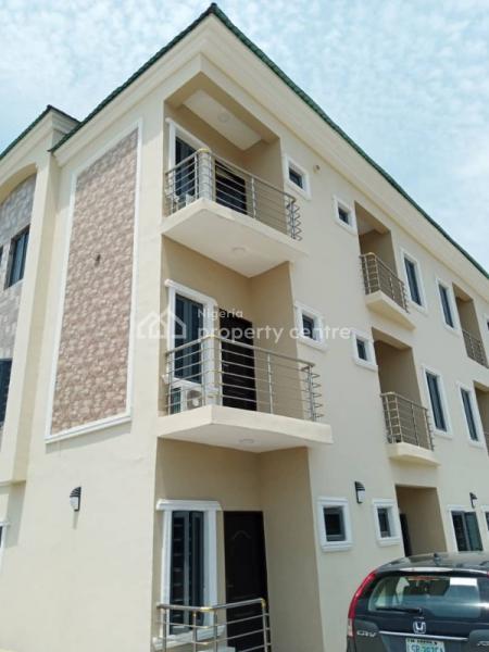 Newly Built and Tastefully, Chevron, Lekki, Lagos, Flat for Rent