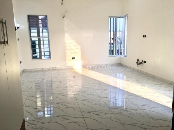 Beautiful New 5bedroom Fully Hos 20-22hrs Electricity Washing Machine, Estate at Chevron Alternative, Lekki Phase 1, Lekki, Lagos, Detached Duplex for Sale