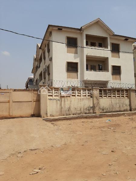 6no 3bedroom Flats on 3 Floors, Edmund Medani Crescent, Mabuchi, Abuja, Block of Flats for Sale