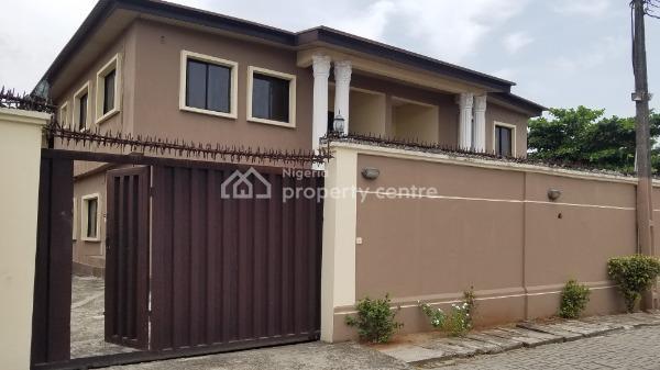 5 Bedrooms Semi Detached House, Lagoon View Estate, Ado Road, Ajah, Ajah, Lagos, Semi-detached Duplex for Sale