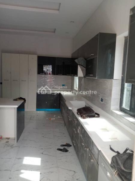 Contemporary 5 Bedroom Detached  Smart Duplex, Osapa, Lekki, Lagos, Detached Duplex for Sale