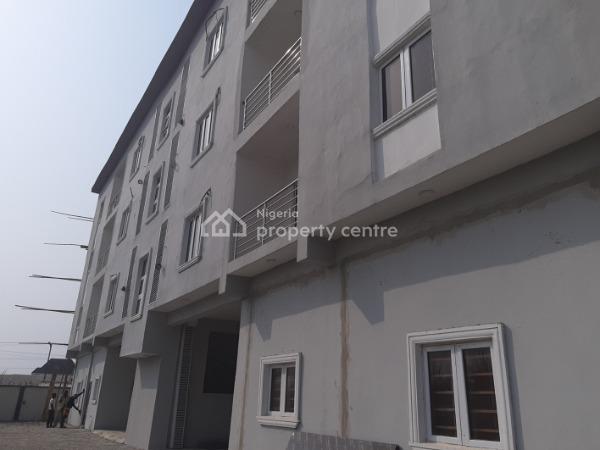 3 Bedroom (serviced)flat with Bq (brand New), Chevron Tollgate, Lekki, Lafiaji, Lekki, Lagos, Flat for Rent