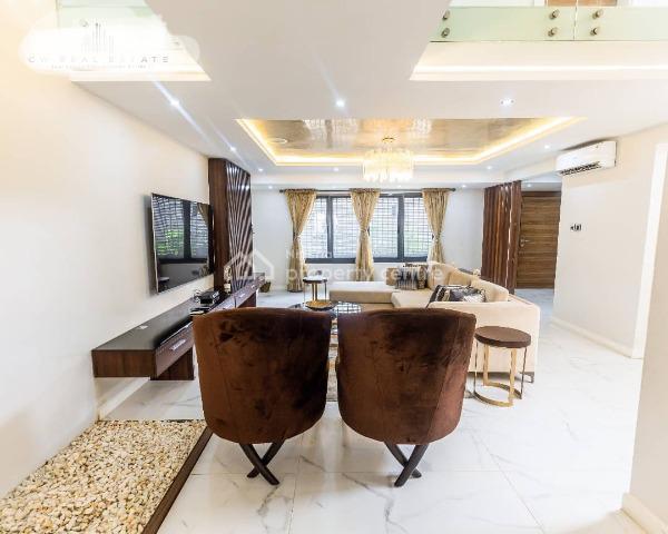 4 Bedroom Semi Detached Duplex with Swimming Pool & 3 Rooms Bq, Lekki Phase 1, Lekki Phase 1, Lekki, Lagos, Semi-detached Duplex for Sale