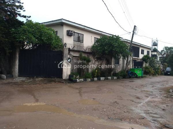 4 Bedroom Semi Detached with 2 Nos 3 Bedroom Flats, Harmonee Estate, Ifako, Gbagada, Lagos, Semi-detached Duplex for Sale