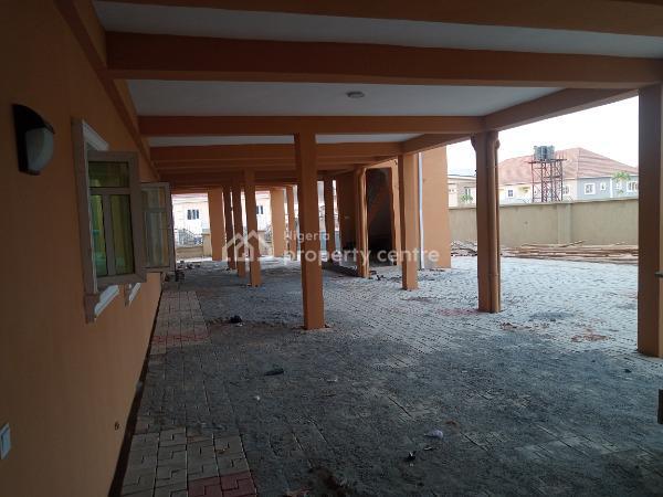 Brand New Spacious One Bedroom Flat, Extension 3 B, Kubwa, Abuja, Mini Flat for Rent