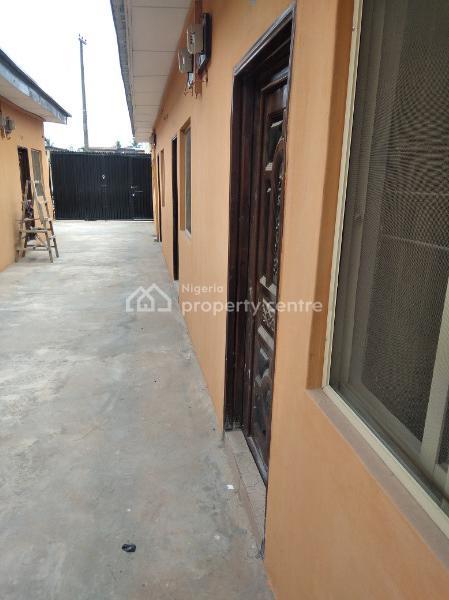 Spacious Mini Flat, Ogba Bustop, Off Kayode, Ogba, Ikeja, Lagos, Mini Flat for Rent