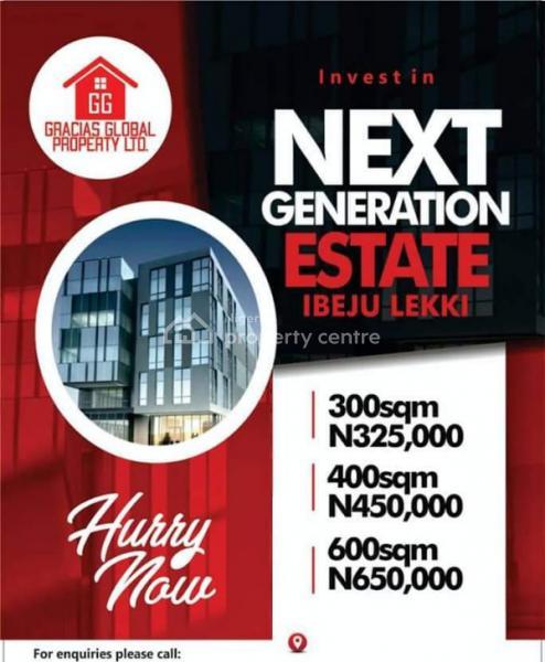Very Good and Affordable Estate Land, Akodo Ise, Ibeju Lekki, Lagos, Land for Sale