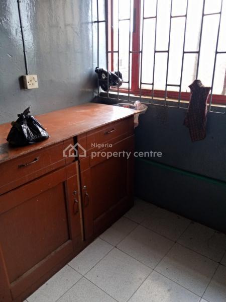Single Room Apartment, 26 Community Road, Akoka, Yaba, Lagos, Self Contained (single Rooms) for Rent