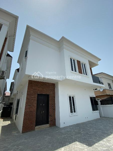 Brand New 4 Bedroom Detached Duplex with B.q, Lekki Phase 1, Lekki, Lagos, Detached Duplex for Sale