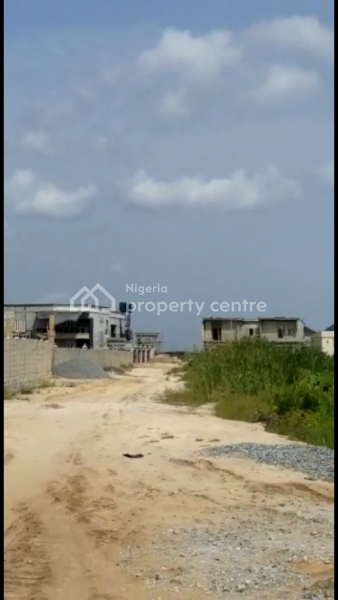 3 Plots of Land, Hope Ville Estate, Sangotedo, Ajah, Lagos, Mixed-use Land for Sale