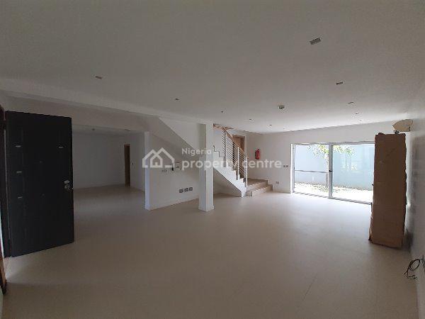 Superb 3 Bedroom Terraced Apartment with Bq, Banana Island, Ikoyi, Lagos, Terraced Duplex for Rent