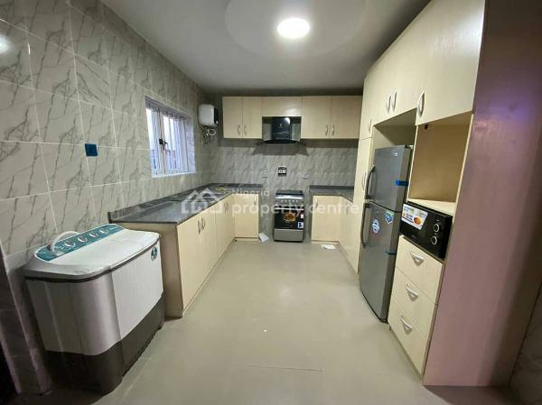 Vantage Court (3 Bedroom Fully Detached Bungalow & 3kv Solar Inverter), Richland Estate, Bogije Along Lekki Epe Expressway., Lekki, Lagos, Detached Bungalow for Sale