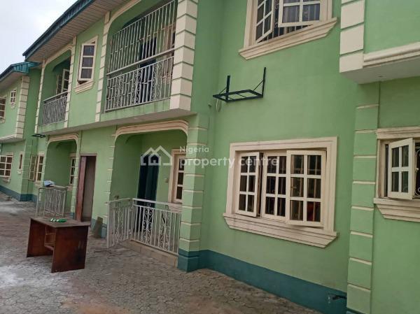 Luxury 4 Units of 3 Bedroom Flat, Adeniyi Jones, Ikeja, Lagos, Flat for Rent