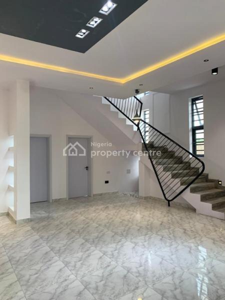 Contemporary 4 Bedroom Semi Detached Duplex, 2nd Toll Gate, Lekki, Lagos, Semi-detached Duplex for Sale