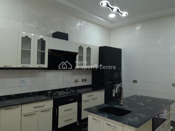 5 Bedroom Fully Detached Duplex with Bq, Osapa London, Osapa, Lekki, Lagos, Detached Duplex for Sale