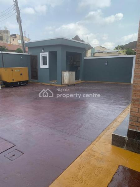 Newly 5 Bedroom Detached House with a Guest House, Phase 2, Gra, Magodo, Lagos, Detached Duplex for Sale