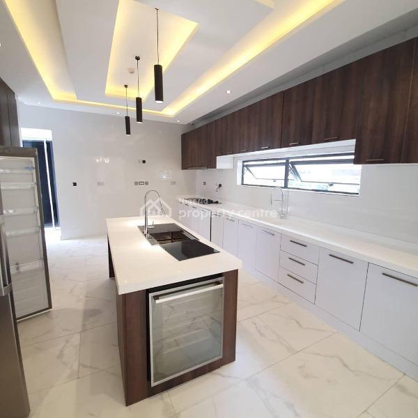 Luxury 5 Bedroom Duplex with Excellent Facilities, Osapa, Lekki, Lagos, Detached Duplex for Sale