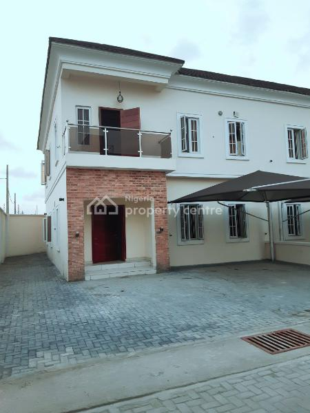 Brand New Superbly Finished 4 Bedroom Terraced Duplex, Ajah, Lagos, Terraced Duplex for Rent
