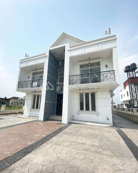 Beautifully Finished Property, Victory Park Estate, Osapa, Lekki, Lagos, Detached Duplex for Sale
