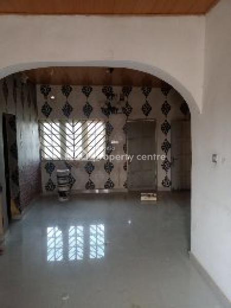 Spacious and Standard 2 Bedroom Flat, Arab Road, Kubwa, Abuja, Mini Flat for Rent