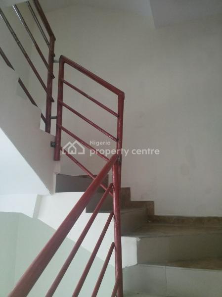 Luxury 4 Bedroom Terrace Duplex, Oceanbay Estate, Along Dreamworld Africana Way, 2nd Tollgate Chevron, Lafiaji, Lekki, Lagos, Terraced Duplex for Sale