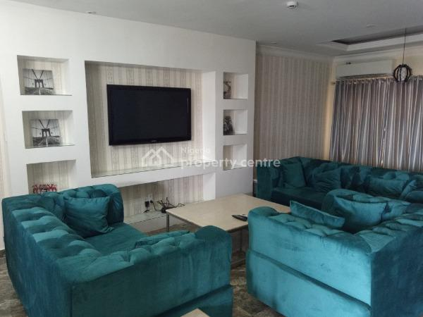 Luxury Well Finished , Furnished and Fully Serviced 3 Bedroom Apartment, Parkview, Ikoyi, Lagos, Flat for Rent