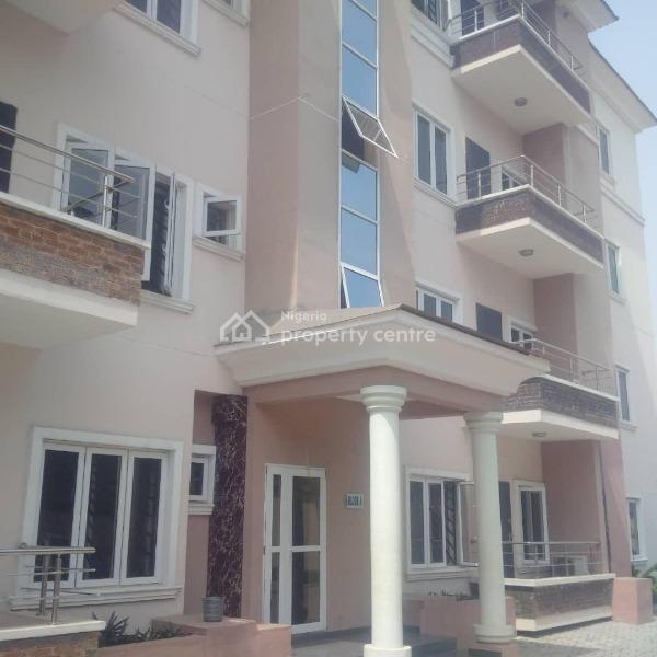 Lovely 3 Bedroom Flat with Bq, Divine News Estate, Fola Agoro, Yaba, Lagos, Block of Flats for Sale