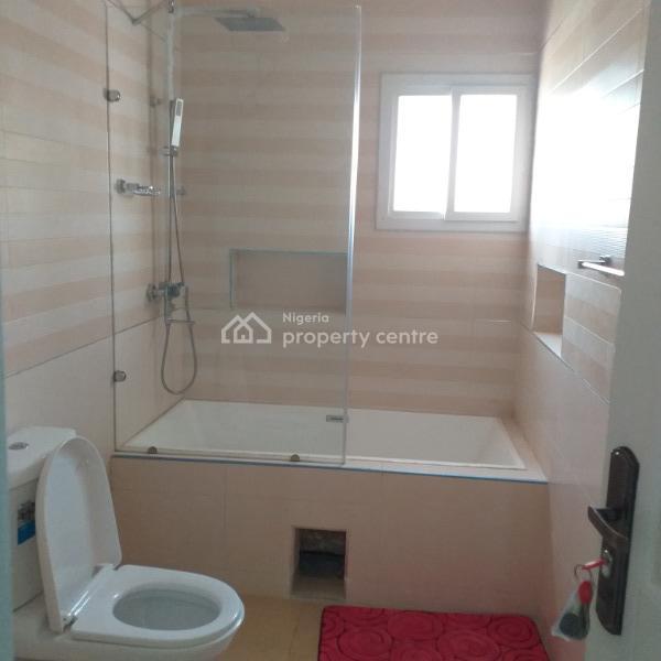 Exquisite 4 Bedroom Terraces  with a Room Bq, Ikate Elegushi, Lekki, Lagos, Terraced Duplex Short Let