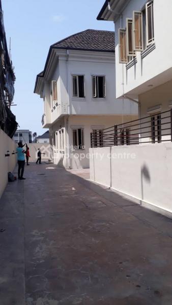 Masters Bedroom Shared Apartment, Idado, Lekki, Lagos, Flat for Rent